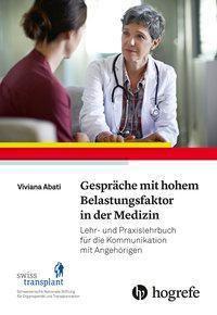 Gespräche mit hohem Belastungsfaktor in der Medizin, Viviana Abati
