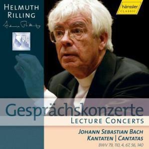 Gesprächskonzerte (Kantaten), Johann Sebastian Bach