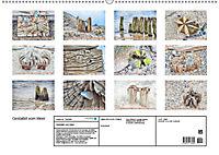 Gestaltet vom Meer (Wandkalender 2019 DIN A2 quer) - Produktdetailbild 13