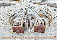 Gestaltet vom Meer (Wandkalender 2019 DIN A4 quer) - Produktdetailbild 5