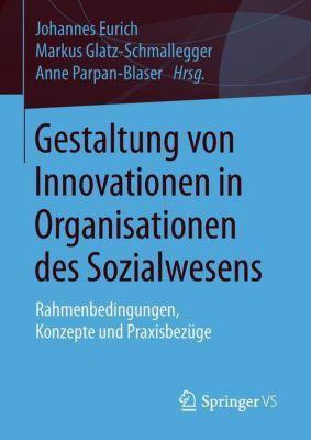 Gestaltung von Innovationen in Organisationen des Sozialwesens -  pdf epub