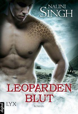 Gestaltwandler Band 1: Leopardenblut, Nalini Singh