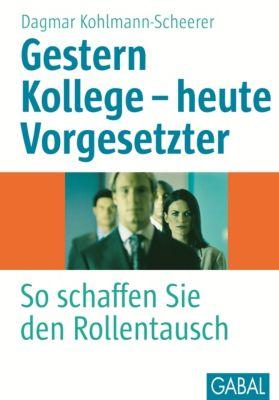 Gestern Kollege - heute Vorgesetzter, Dagmar Kohlmann-Scheerer