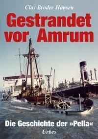 Gestrandet vor Amrum - Clas Br. Hansen |