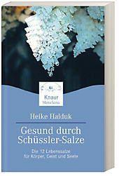Gesund durch Schüssler-Salze, Vistara H. Haiduk