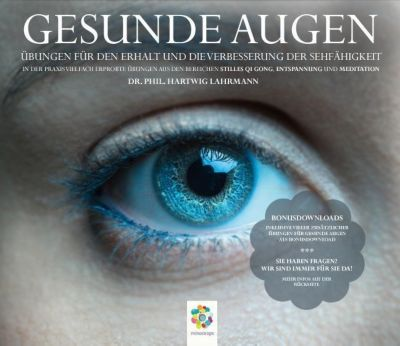 Gesunde Augen, 1 Audio-CD, Hartwig Lahrmann
