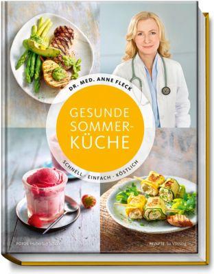 Gesunde Sommerküche, Anne Fleck, Su Vössing