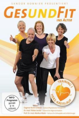 GesundFit ins Alter - Herz-Kreislauf, Sandor Bonnier