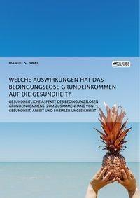 Gesundheitliche Aspekte des bedingungslosen Grundeinkommens, Manuel Schwab