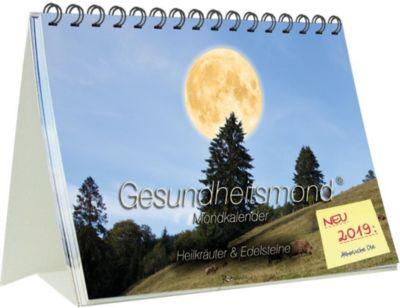 Gesundheitsmond® Mondkalender 2019, Michael Römer