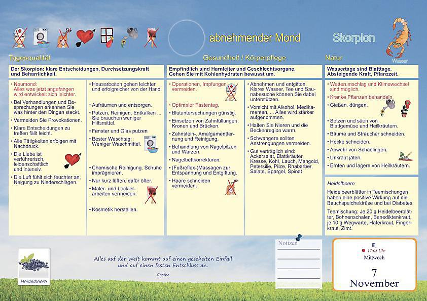 Gesundheitsmond Mondkalender 2019 Kalender Bei Weltbildde