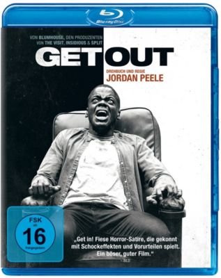 Get Out, Allison Williams,Catherine Keener Daniel Kaluuya