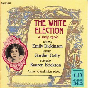 Getty/The White Election, Kaaren Erickson, A. Guzelimian