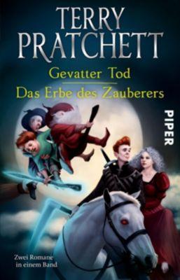 Gevatter Tod - Das Erbe des Zauberers - Terry Pratchett  