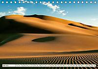 Gewaltige Natur - bedrohlich und schön (Tischkalender 2019 DIN A5 quer) - Produktdetailbild 7