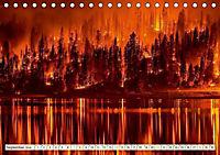 Gewaltige Natur - bedrohlich und schön (Tischkalender 2019 DIN A5 quer) - Produktdetailbild 9