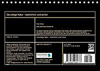 Gewaltige Natur - bedrohlich und schön (Tischkalender 2019 DIN A5 quer) - Produktdetailbild 13