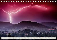 Gewaltige Natur - bedrohlich und schön (Tischkalender 2019 DIN A5 quer) - Produktdetailbild 3
