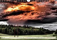 Gewaltige Natur - bedrohlich und schön (Wandkalender 2019 DIN A4 quer) - Produktdetailbild 5