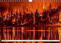 Gewaltige Natur - bedrohlich und schön (Wandkalender 2019 DIN A4 quer) - Produktdetailbild 9