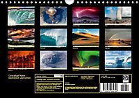 Gewaltige Natur - bedrohlich und schön (Wandkalender 2019 DIN A4 quer) - Produktdetailbild 13