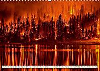Gewaltige Natur - bedrohlich und schön (Wandkalender 2019 DIN A2 quer) - Produktdetailbild 9