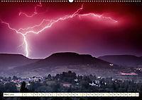 Gewaltige Natur - bedrohlich und schön (Wandkalender 2019 DIN A2 quer) - Produktdetailbild 3