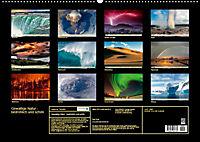 Gewaltige Natur - bedrohlich und schön (Wandkalender 2019 DIN A2 quer) - Produktdetailbild 13