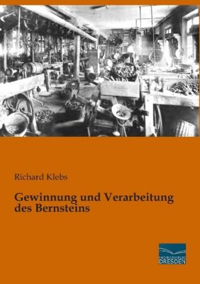 Gewinnung und Verarbeitung des Bernsteins, Richard Klebs