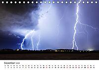 Gewitterwelten (Tischkalender 2019 DIN A5 quer) - Produktdetailbild 12