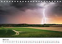 Gewitterwelten (Tischkalender 2019 DIN A5 quer) - Produktdetailbild 4