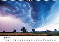 Gewitterwelten (Wandkalender 2019 DIN A2 quer) - Produktdetailbild 8