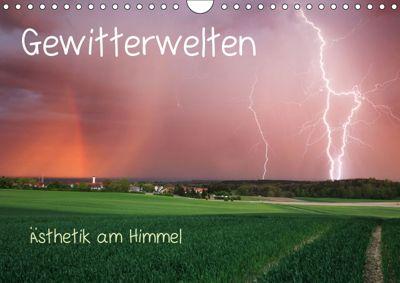 Gewitterwelten (Wandkalender 2019 DIN A4 quer), Daniel Eggert