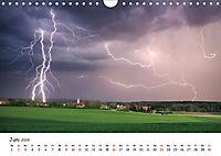 Gewitterwelten (Wandkalender 2019 DIN A4 quer) - Produktdetailbild 6