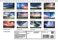 Gewitterwelten (Wandkalender 2019 DIN A4 quer) - Produktdetailbild 13