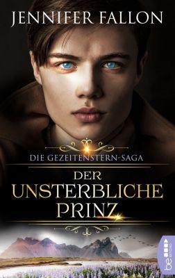 Gezeitenstern-Saga - Der unsterbliche Prinz, Jennifer Fallon