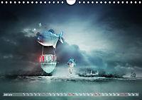 GeZeitenwechsel im Reich der Fantasie (Wandkalender 2019 DIN A4 quer) - Produktdetailbild 7