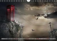 GeZeitenwechsel im Reich der Fantasie (Wandkalender 2019 DIN A4 quer) - Produktdetailbild 10