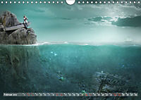 GeZeitenwechsel im Reich der Fantasie (Wandkalender 2019 DIN A4 quer) - Produktdetailbild 2