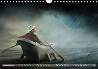 GeZeitenwechsel im Reich der Fantasie (Wandkalender 2019 DIN A4 quer) - Produktdetailbild 9