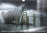 GeZeitenwechsel im Reich der Fantasie (Wandkalender 2019 DIN A4 quer) - Produktdetailbild 11