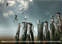 GeZeitenwechsel im Reich der Fantasie (Wandkalender 2019 DIN A3 quer) - Produktdetailbild 4