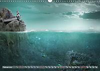 GeZeitenwechsel im Reich der Fantasie (Wandkalender 2019 DIN A3 quer) - Produktdetailbild 2