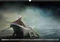 GeZeitenwechsel im Reich der Fantasie (Wandkalender 2019 DIN A3 quer) - Produktdetailbild 9