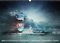 GeZeitenwechsel im Reich der Fantasie (Wandkalender 2019 DIN A3 quer) - Produktdetailbild 7
