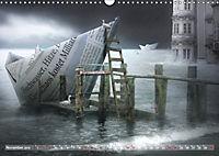GeZeitenwechsel im Reich der Fantasie (Wandkalender 2019 DIN A3 quer) - Produktdetailbild 11