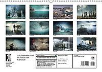 GeZeitenwechsel im Reich der Fantasie (Wandkalender 2019 DIN A3 quer) - Produktdetailbild 13