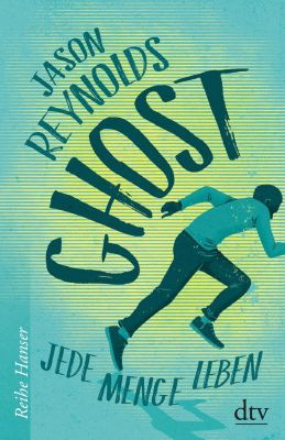 Ghost, Jason Reynolds