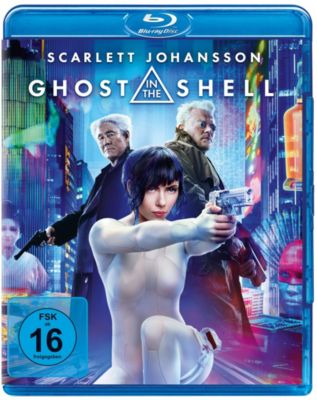 Ghost in the Shell, Scarlett Johansson, Pilou Asbæk, Takeshi Kitano