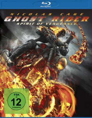 Ghost Rider: Spirit of Vengeance, Diverse Interpreten